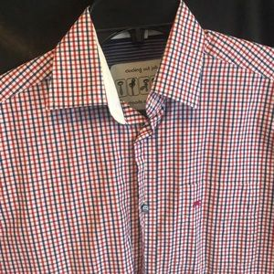 Men's Moods of Norway button down shirt Sz Small